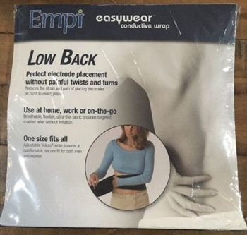 EMPI Easywear Conductive Wrap - only $129 with free shipping!