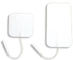 "2"" x 3.5"" rectangle High Heat & Humidity Electrodes - 4/pack"