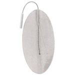 "2"" x 4"" oval Cloth Electrodes - 4/pack"