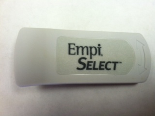 EMPI Select belt clip - $15.95 w/free shipping!