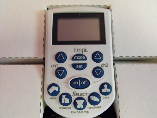 Empi Select Tens Unit Only 199 With Free Shipping