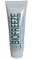 Biofreeze 4 oz. tube with free shipping!