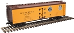 Pacific Fruit Express_PFE-UP-SP_Atlas 40' Woodside Reefer SHELL ONLY_3001554