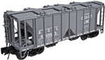 Atlantic Coast Line_ACL_Atlas 70 Ton Covered Hopper_3005107_3Rail