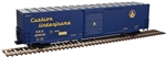 Baltimore & Ohio_B&O_Atlas 60' Single Door Autoparts Boxcar_3005908_3Rail