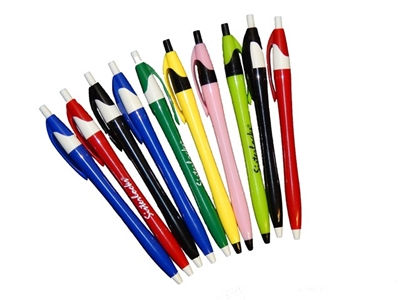 Logo Pens  (10 pack) - Assorted Colors
