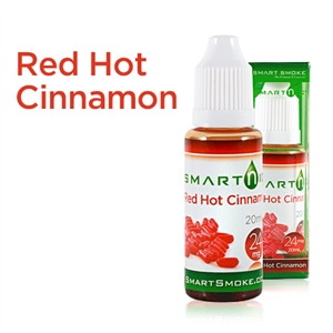 20mL E-Liquid - Red Hot Cinnamon