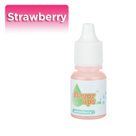 Strawberry FlavorUp™ Drops