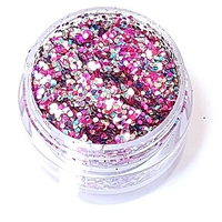 Disco Mix BioGlitter-- 10 grams