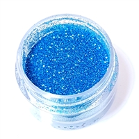Sky Blue BioGlitter-- 10 grams