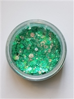 Essential Glitter Balm- Amazon Mist