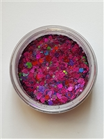 Essential Glitter Balm- Fire Flower