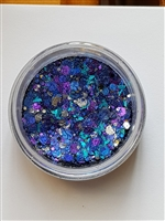 Essential Glitter Balm- Midnight Maybe