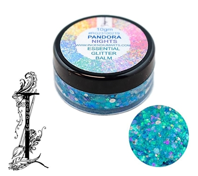 Essential Glitter Balm- Pandora Nights
