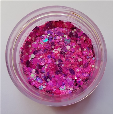 Essential Glitter Balm- Pink Parade