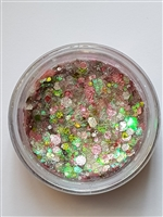 Essential Glitter Balm- Winter Rose