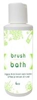 Brush Bath 4 oz