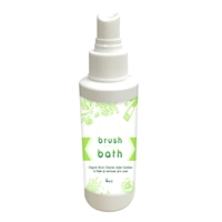 Brush Bath Spray Bottle