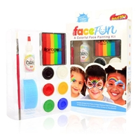 Rainbow Party Silly Face Fun Rainbow Kit