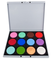 Build Your Own FAB 12-Colour Palette