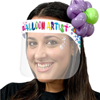 Silly Farm PPE Balloon Artist Shield