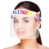 Silly Farm PPE Face Painter Shield- Bright