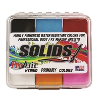 ProAiir Solids Primary Palette