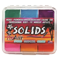 ProAiir Solids Tropical Palette