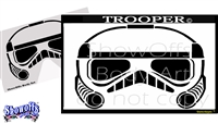Trooper Stencil Eyes