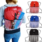 QuickPACK Drawstring Backpack