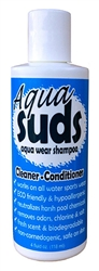 Aqua suds aqua wear shampoo (regular size)
