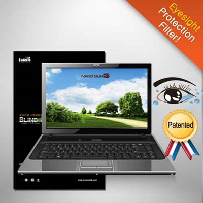 eyesight protection filter for 17 3 inch widescreen notebooks w 15 1