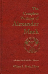 Complete Writings of Alexander Mack