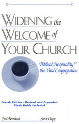Widening the Welcome of Your Church