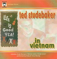 Ted Studebaker in Vietnam