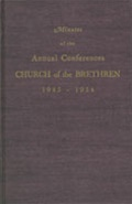 1945-1954 Annual Conference Minutes