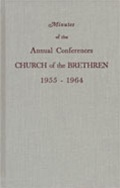 1955-1964 Annual Conference Minutes