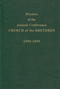 1995-1999 Annual Conference Minutes