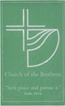 Church of the Brethren Logo Window Decal