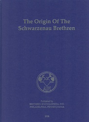 Origins of the Schwarzenau Brethren