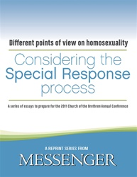 Considering the Special Response process: Different points of view on homosexuality - download