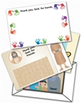 Wee Wonder Bible Activity Cards 3: We thank God