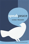 Speak Peace - A Daily Reader