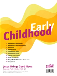 Early Childhood Resource Pack, Winter 2017-2018