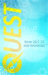 Junior Youth Student Devotional, QUEST, Winter 2020 - 2021