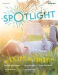 Middler Student Magazine, GLOW, Spring 2020
