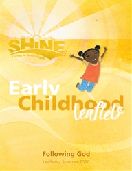 Early Childhood Leaflet, Summer 2018