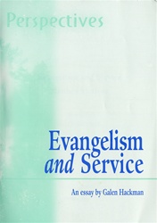 Evangelism and Service