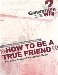 How to Be a True Friend -pdf