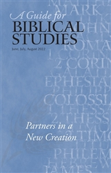 A Guide for Biblical Studies Summer 2021: Confident Hope [LARGE PRINT]